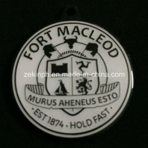 Custom Round Shape 3D Medals/Medallions pictures & photos
