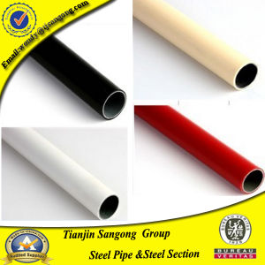 High Quality ABS/PE Coated Lean Pipe pictures & photos