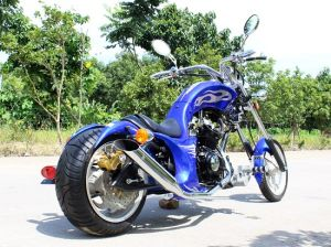 Cooling USA Style Chopper Motorcycle Motorbike 250cc HD250c-2 pictures & photos