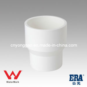 Plastic Pipe Fitting Manufacturing AS/NZS 1477 Reducing Coupling pictures & photos