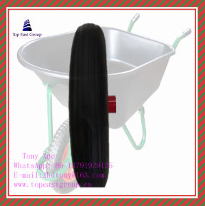 250-4, 300-8 350-8 400-8 High Quality Solid Rubber Wheel pictures & photos