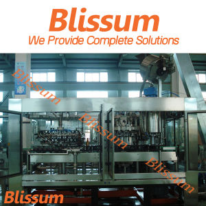 Glass Bottle Beer Washing Filling Capping Machine pictures & photos