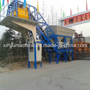 Yhzs40 (40m3/h) Most Popular Mobile Batch Plant pictures & photos