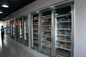 High Quality Supermarket Display Cold Room