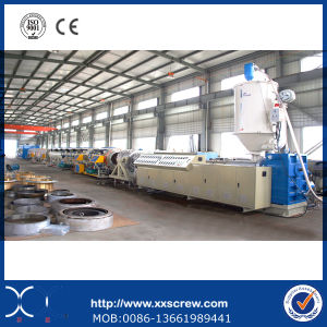 HDPE Pipe Plastic Extrusion Machinery pictures & photos