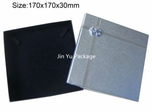 Cheapest Paper Gift Jewelry Packaging Box with Custom Logo pictures & photos