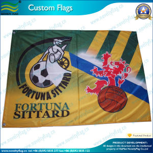 Custom Flags and Banners/ Custom Advertising Banner Flag pictures & photos