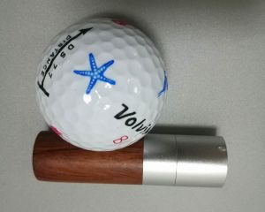 Customized Golf Ball Stamps Best Promotional Gifts pictures & photos