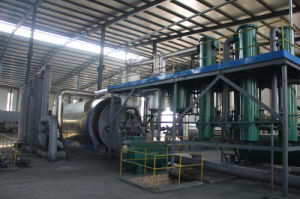 30-36mtd Capacity Continuous Tire Pyrolysis Machine pictures & photos