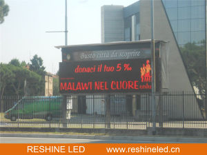 Indoor Outdoor Fixed Install Advertising Rental LED Video Display Screen/Sign/Panel/Wall/Billboard/Module