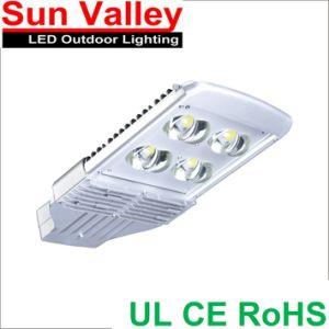 100W LED Street Light Through UL Rohstype II (Semi-Cutoff)