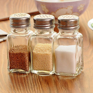 70ml Mini Condiment Glass Bottles for Storage Salt Spice pictures & photos