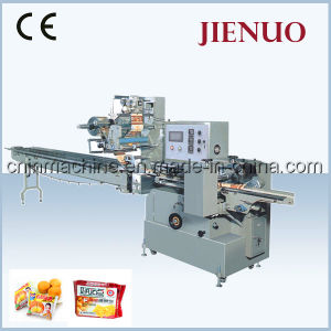 Automatic Pillow Food Pouch Snacks Packing Machine pictures & photos