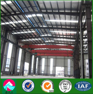 Galvanized Surface Steel Structure Warehouse pictures & photos