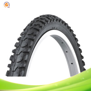Good Quality Bicycle Parts/Black Bicycle Tire 26 for Sale pictures & photos