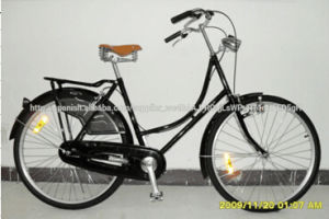 "28""Old Model Bike for Lady/City Bike for Sale (SH-TR015) pictures & photos"