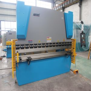 80t Full CNC Hydraulic Metal Plate Press Brake pictures & photos