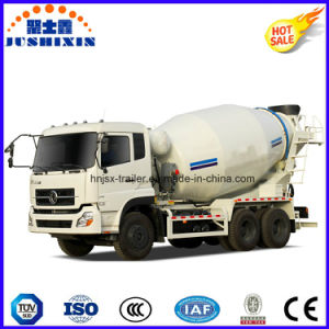 3cbm, 4cbm LHD or Rhd Small Concrete Mixer Truck pictures & photos