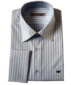Men′s Cotton/ Poly Dress Shirts (PL-M-SHT010)