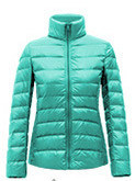 Women Light and Warmth Retention Property Down Jacket