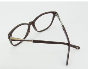 Latest New Design Acetate Eyewear Eyeglass Optical Frame 50-325 pictures & photos