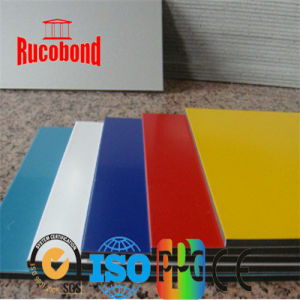 Guangzhou Rucobond ACP Aluminum Composite Panel pictures & photos