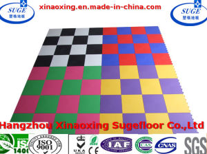 Professional Appearance Portable Basketball Hoop Sports Flooring pictures & photos