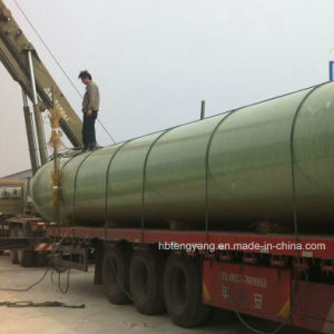 FRP Water Tank GRP Vessel Pressure Tank with Low Price pictures & photos