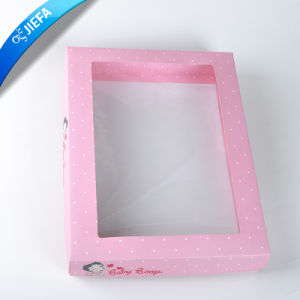 Corrugated Paper Box/Paper Gift Box with PVC pictures & photos