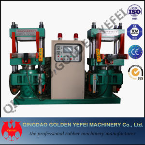 2rt Rubber Machine Vulcanizing Press Automatic Vulcanizer Machine pictures & photos