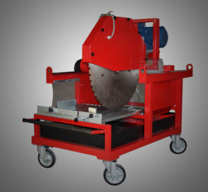 Robust and Powerful 900mm Large Size Brick and Block Saw