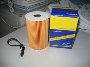 Auto Oil Filter Dh-715/4x for BMW 500 pictures & photos