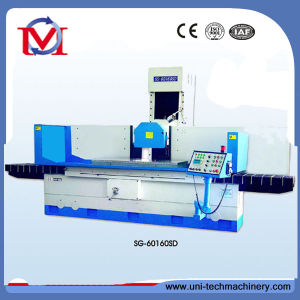 PLC CNC Column Moving Surface Grinding Machine pictures & photos