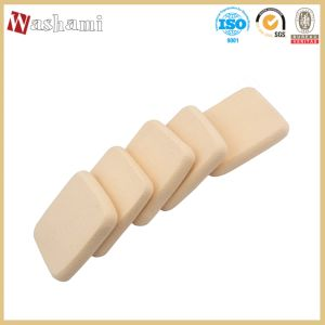 Washami High Quality Makeup Powder Puff Cleaning Sponge Puff pictures & photos