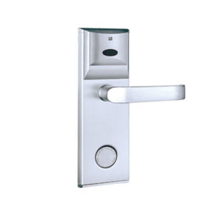 Electric Hotel Key Card Door Lock
