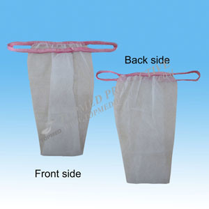Disposable Sexy Ladies Bikini Briefs Tanga G-String for SPA Hotel pictures & photos