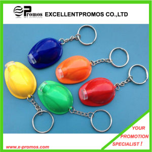 Customized Logo Plastic Safety Helmet Keychain (EP-K82939) pictures & photos