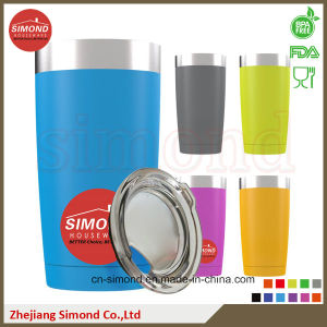 20oz Double Wall Yeti Stainless Steel Tumbler (SD-8002) pictures & photos