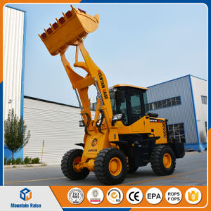Chinese Manufacturer Mini Wheel Loader with Rich Experience in Export pictures & photos