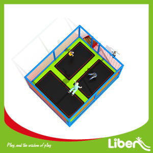 China Wenzhou Large Commercial Plan Indoor Trampoline for Sports pictures & photos