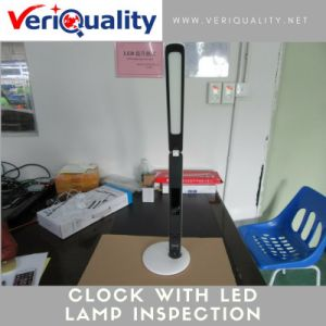 Reliable Quality Control Inspection Service Fpr Clock with LED Lamp in Shenzhen pictures & photos
