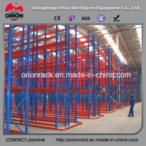Storage Very Narrow Aisle Pallet Rack Shelves pictures & photos