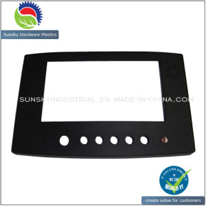 Injection Molding Plastic Case Frame for LCD Display (PL18043) pictures & photos