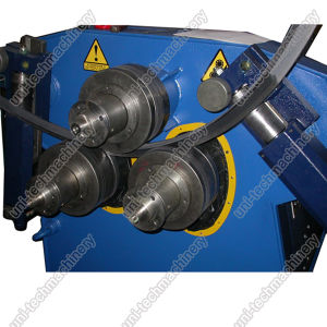 Hydraulic Rolling Pipe Bending Machine (W24Y-1000) pictures & photos