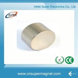 Permanent N52 Neodymium Cylinder Motor Magnet pictures & photos