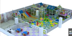 2015 New Design Indoor Playground Equipment pictures & photos