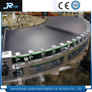 Turning PVC Belt Conveyor for Production Line pictures & photos