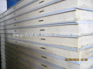 Insulation Cold Storage Insulation Board PU Cold Room Board pictures & photos