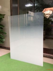 Superior Raw Material Gradient Glass With Good Sound Insulation pictures & photos