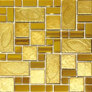 Ceramic Wall Tiles Glass Mosaics (BYD3066) pictures & photos